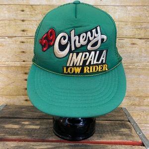 Vintage '59 Chevy Impala Low Rider Hat